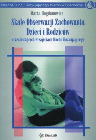 Skale Obserwacji Zachowania Dzieci - okładka książki