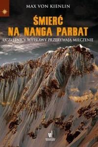 Śmierć na Nanga Parbat - okładka książki