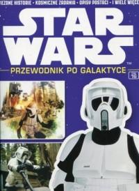 Star Wars 16/2016. Przewodnik po Galaktyce - okładka książki