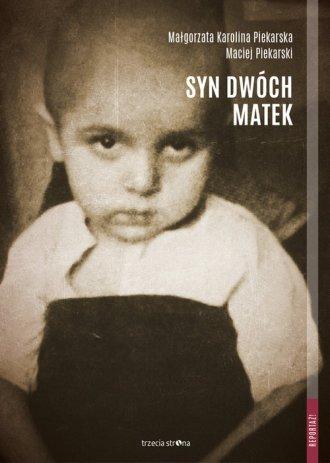 Syn dwóch matek - okładka książki