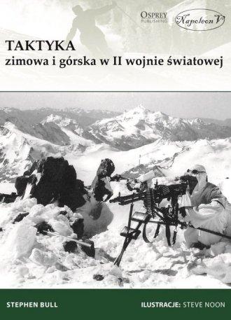 Taktyka zimowa i górska w II wojnie - okładka książki