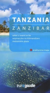 Tanzania. Zanzibar. Przewodnik - okładka książki