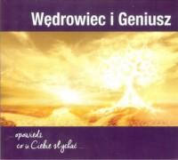 Wędrowiec i Geniusz - pudełko audiobooku