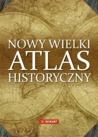 Wielki atlas historyczny - Wydawnictwo - okładka książki