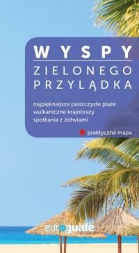 Wyspy Zielonego Przylądka. Przewodnik - okładka książki