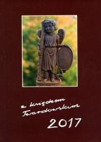 Z księdzem Twardowskim 2017. Aniołek - okładka książki