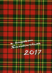 Z księdzem Twardowskim 2017. Kratka - okładka książki