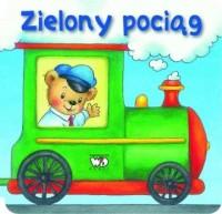 Zielony pociąg - okładka książki