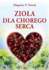 Zioła dla chorego serca - okładka książki