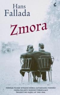Zmora - okładka książki
