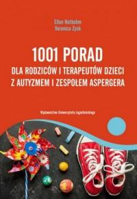 1001 porad dla rodziców i terapeutów - okładka książki