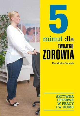 5 minut dla twojego zdrowia. Aktywna - okładka książki