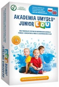 Akademia Umysłu. JUNIOR - okładka książki