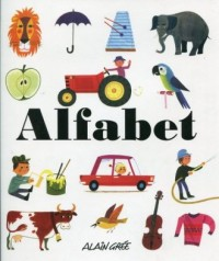 Alfabet - okładka książki