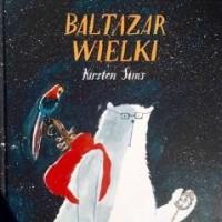 Baltazar Wielki - okładka książki