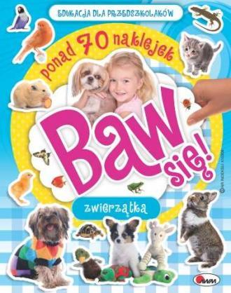 Baw się 5. Zwierzęta - okładka książki