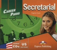 Career Paths Secretarial. US version - pudełko audiobooku