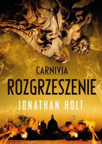 Carnivia 3. Rozgrzeszenie - okładka książki