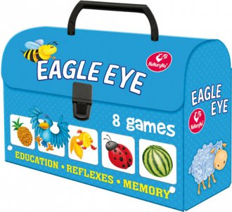 Chest. Eagle Eye - zdjęcie zabawki, gry