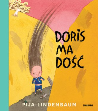 Doris ma dość - okładka książki