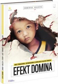 Efekt Domina - Dominika Kulczyk - okładka książki