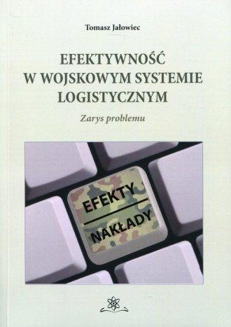 Efektywność w wojskowym systemie - okładka książki