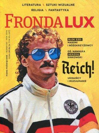 Fronda Lux nr 80 - okładka książki