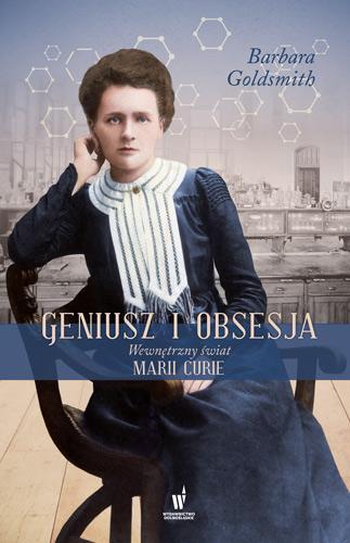 Geniusz i obsesja. Wewnętrzny świat - okładka książki