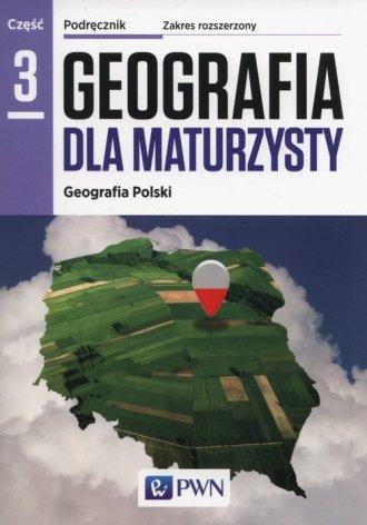 Geografia dla maturzysty. Podręcznik - okładka podręcznika