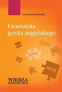 Gramatyka języka angielskiego - okładka podręcznika