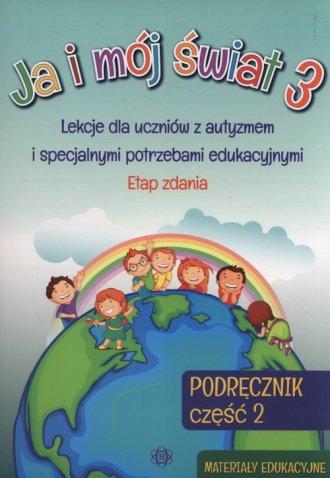Ja i mój świat 3. Podręcznik cz. - okładka podręcznika
