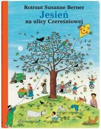 Jesień na ulicy Czereśniowej - okładka książki