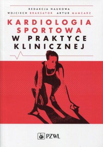 Kardiologia sportowa w praktyce - okładka książki