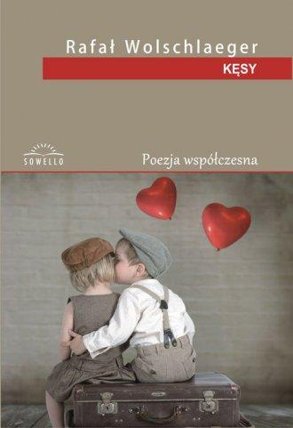 Kęsy. Seria: Poezja współczesna - okładka książki