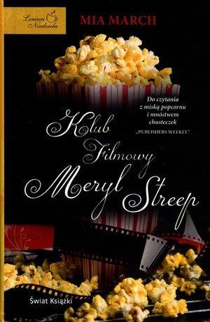 Klub filmowy Meryl Streep - okładka książki