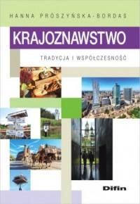 Krajoznawstwo. Tradycja i współczesność - okładka podręcznika