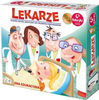 Lekarze - zdjęcie zabawki, gry