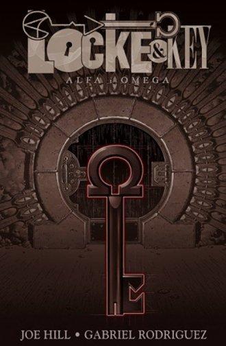 Locke & Key 6. Alfa i Omega - okładka książki