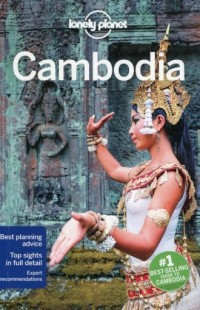 Lonely planet. Cambodia - okładka książki