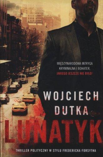 Lunatyk - okładka książki
