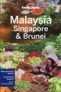 Malaysia, Singapore, Brunei - okładka książki