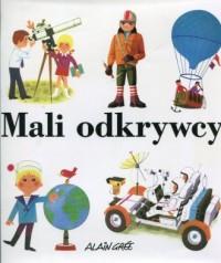 Mali odkrywcy - okładka książki