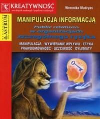 Manipulacja informacją. Public - okładka książki