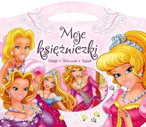 Moje księżniczki - okładka książki