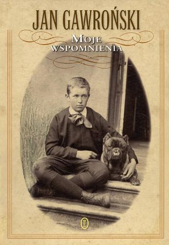 Moje wspomnienia 1892-1919 - okładka książki