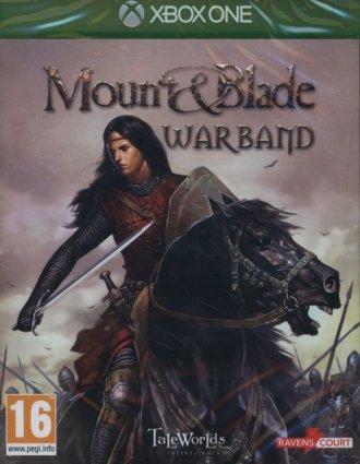 Mount & Blade Warband (Xbox One) - pudełko programu