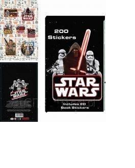 Naklejki w zeszycie Star Wars - zdjęcie produktu