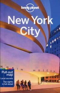 New York City - okładka książki