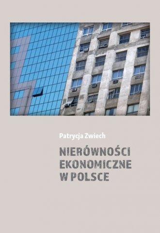 Nierówności ekonomiczne w Polsce - okładka książki