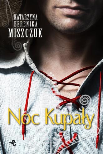 Noc Kupały - okładka książki
